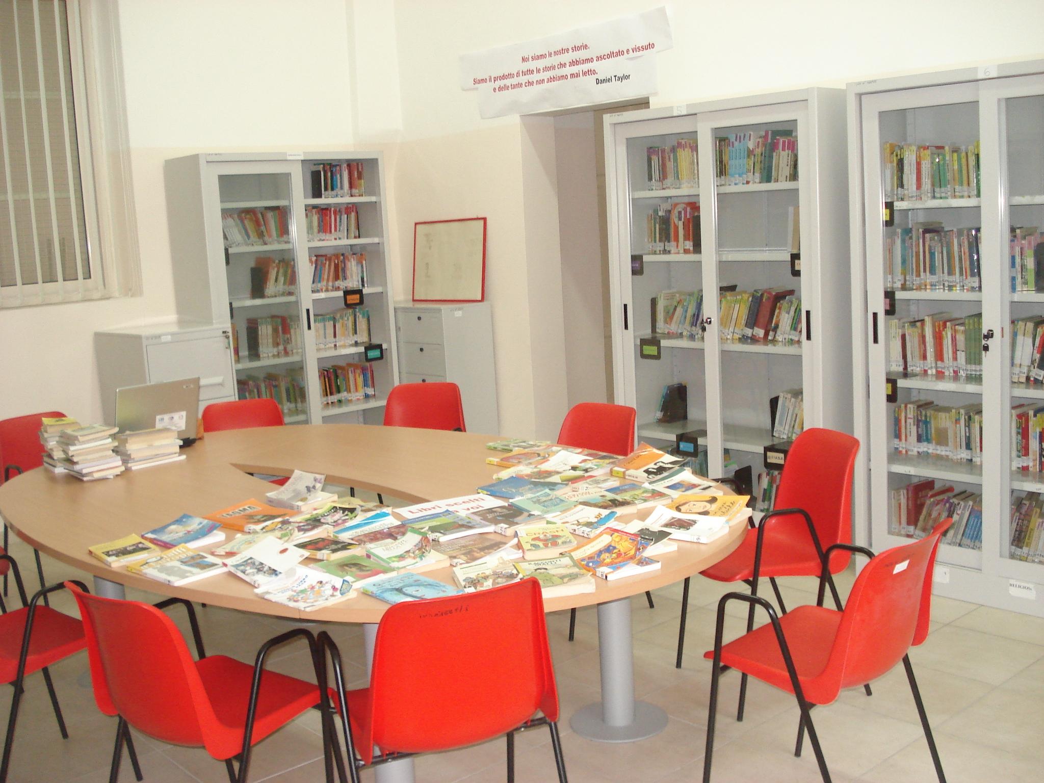 La biblioteca il s ntarellino - Biblioteca l eliana ...