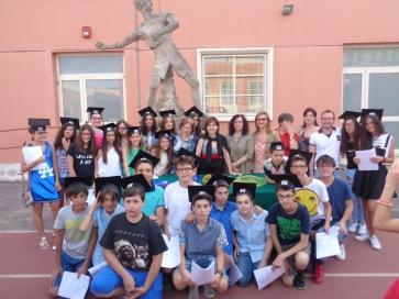 Classe III E, a.s. 2014/15