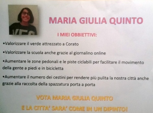 Maria Giulia Quinto