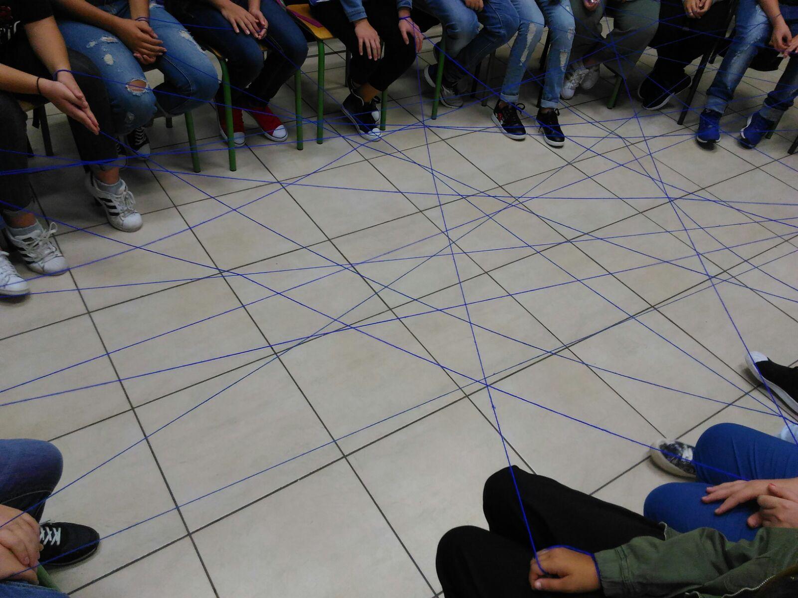 Il gioco del gomitolo nella stessa rete con il gioco che for Il gomitolo di camilla